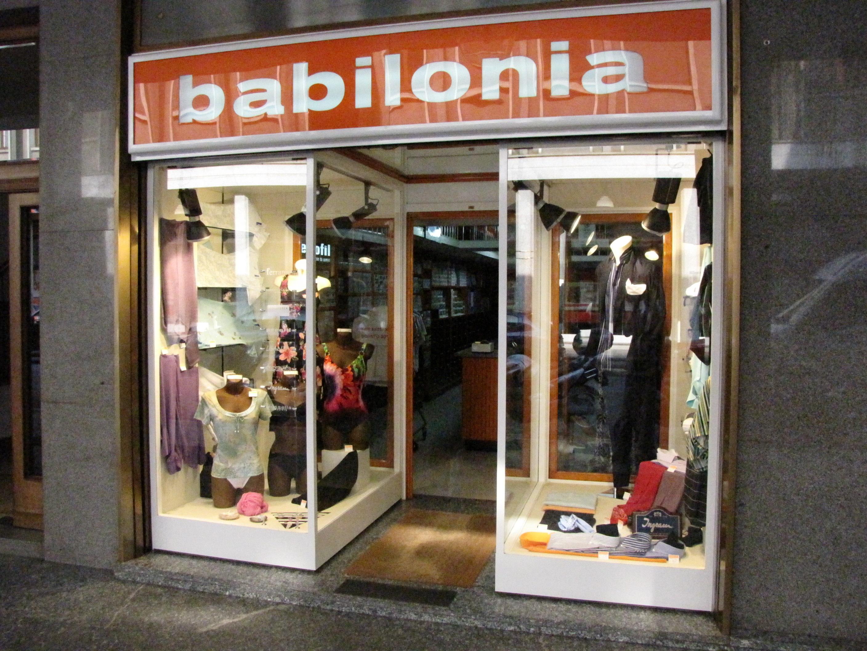 BABILONIA - VARESE