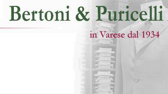 ABBIGLIAMENTO BERTONI  PURICELLI SNC -VARESE