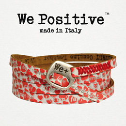We positive