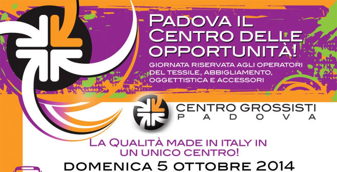 TOUR GRATUITO PRESSO IL CENTRO GROSSISTI DI PADOVA