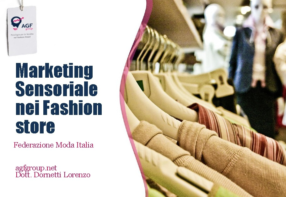 MARKETING MULTISENSORIALE NEI FASHION STORE